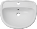 Milano Semi Recessed Counter Top Basin