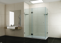 KSS9090 Frameless Showerscreen 900x900x1950mm