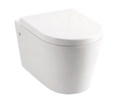 KDK-302 Wall Hung Pan and Seat, WELS 4 star rating, 4.5/3L