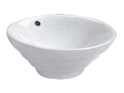 7015B Round Stepped Basin No TH
