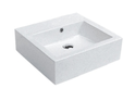 7029 Square Counter Top Basin 1TH