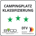 Campingplatz Klassifizierung 3 Sterne