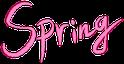 花暦spring