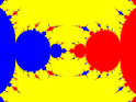 Basins of Attraction z^3-z=0