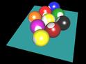 3D Pool Rack