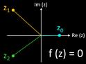 Nullstellen komplexer Funktionen