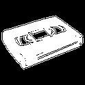 Cassette analogique
