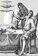 Primera Transfusión de Sangre: 15 de Junio 1667.