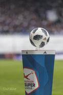 Fussball, Ball, FC Luzern, FC St. Gallen, Super League, Schweizer Fussball, www.danielkneubuehl.com, Photographer/Fotograf: Daniel Kneubühl
