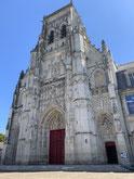 Abbaye de St RIQUIER à 15 mn d'ABBEVILLE