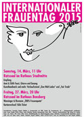 Internationaler Frauentag 2015 Bergisch Gladbach