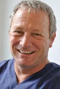 Dr. med. dent. Urlich Fürst, Facharzt für Oralchirurgie, Schwerpunkt Implatologie