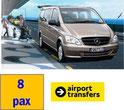 minibus transfer from heraklion airport