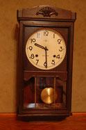 掛け時計、ボンボン時計