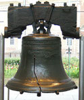 THE LIBERTY BELL (Pennsylvania)