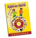 Le livre Kim et Noé accompagne le parcours de profession de foi.