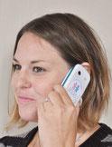 Laure Lemonyer, présidente d'ECLAS, vous répond au téléphone