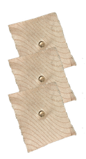 QIONIQ-Kristall mit Kinesio-Tape direkt auf die Haut kleben