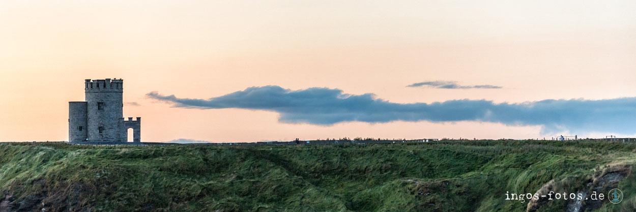 Cliffs of Moher, Aussichtspunkt, Irlans