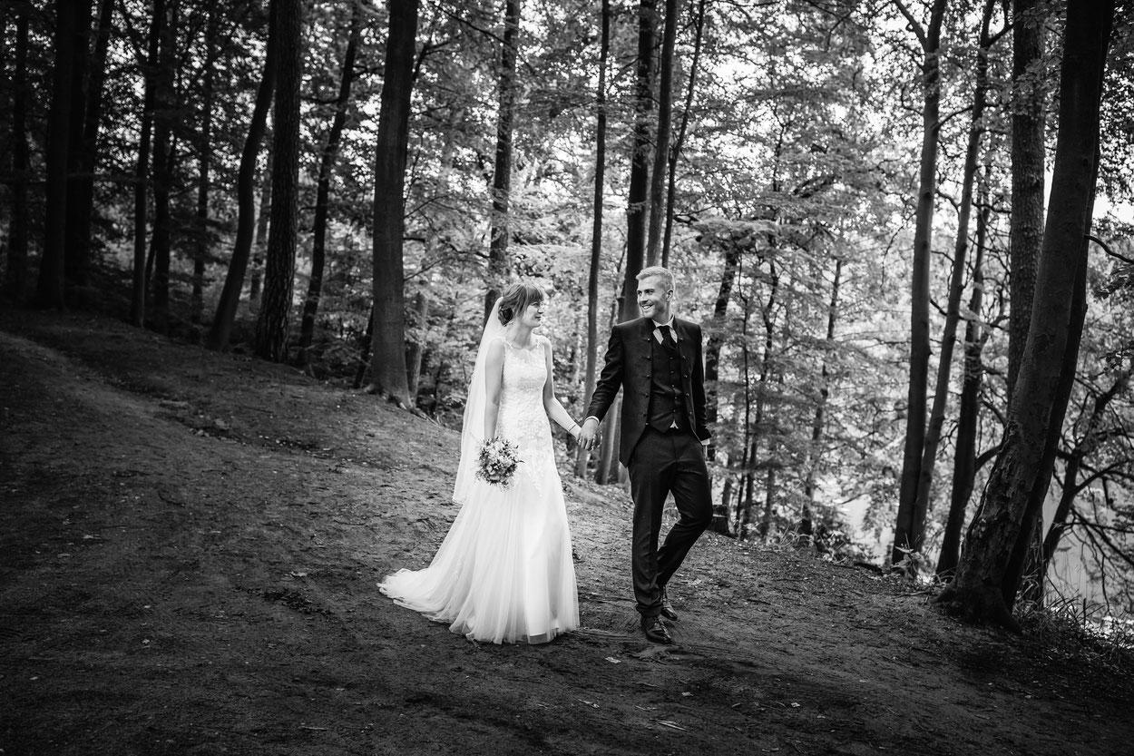 Hochzeitsfotos von Ann-Kathrein und Tim in Mölln am Schalsee, Hochzeitsfotografie von Hochzeitsfotograf Mölln FOTOFECHNER