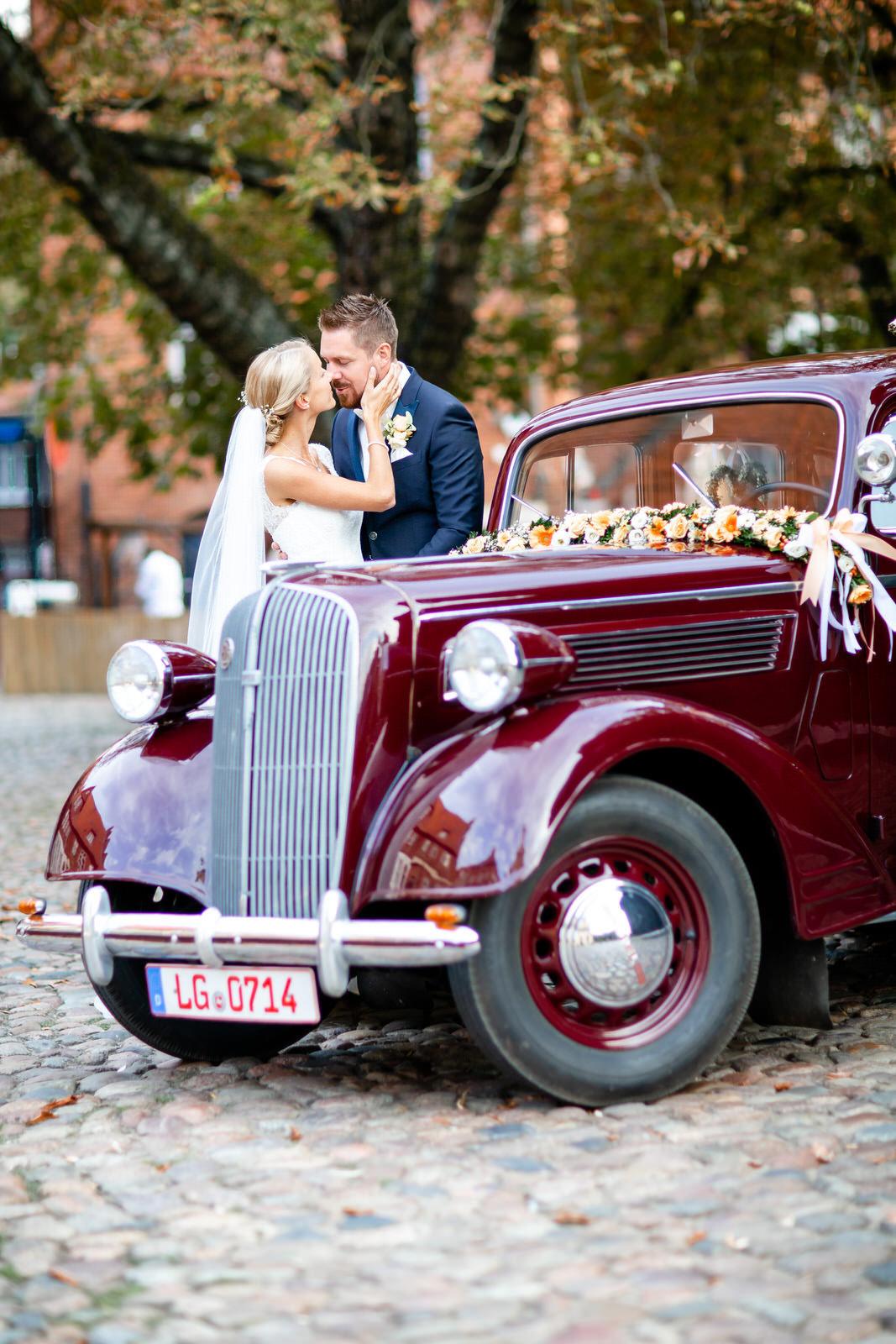 Hochzeitsfoto Lüneburg Kloster Lüne Klosterkirche Hochzeitsfotografie FOTOFECHNER Hochzeitsfotograf Lüneburg