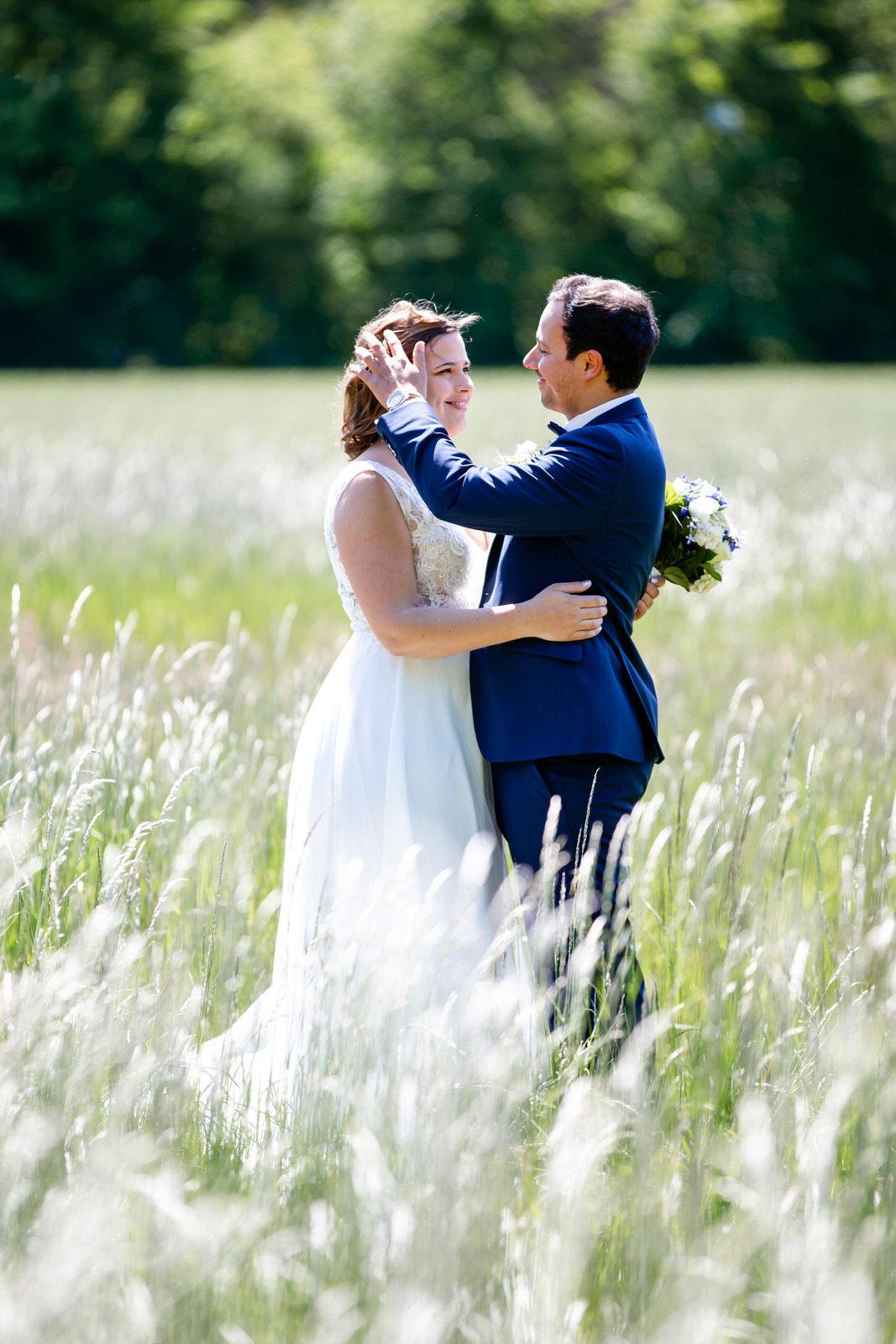 Brautpaarshooting und Freie Trauung in Heiligenthal