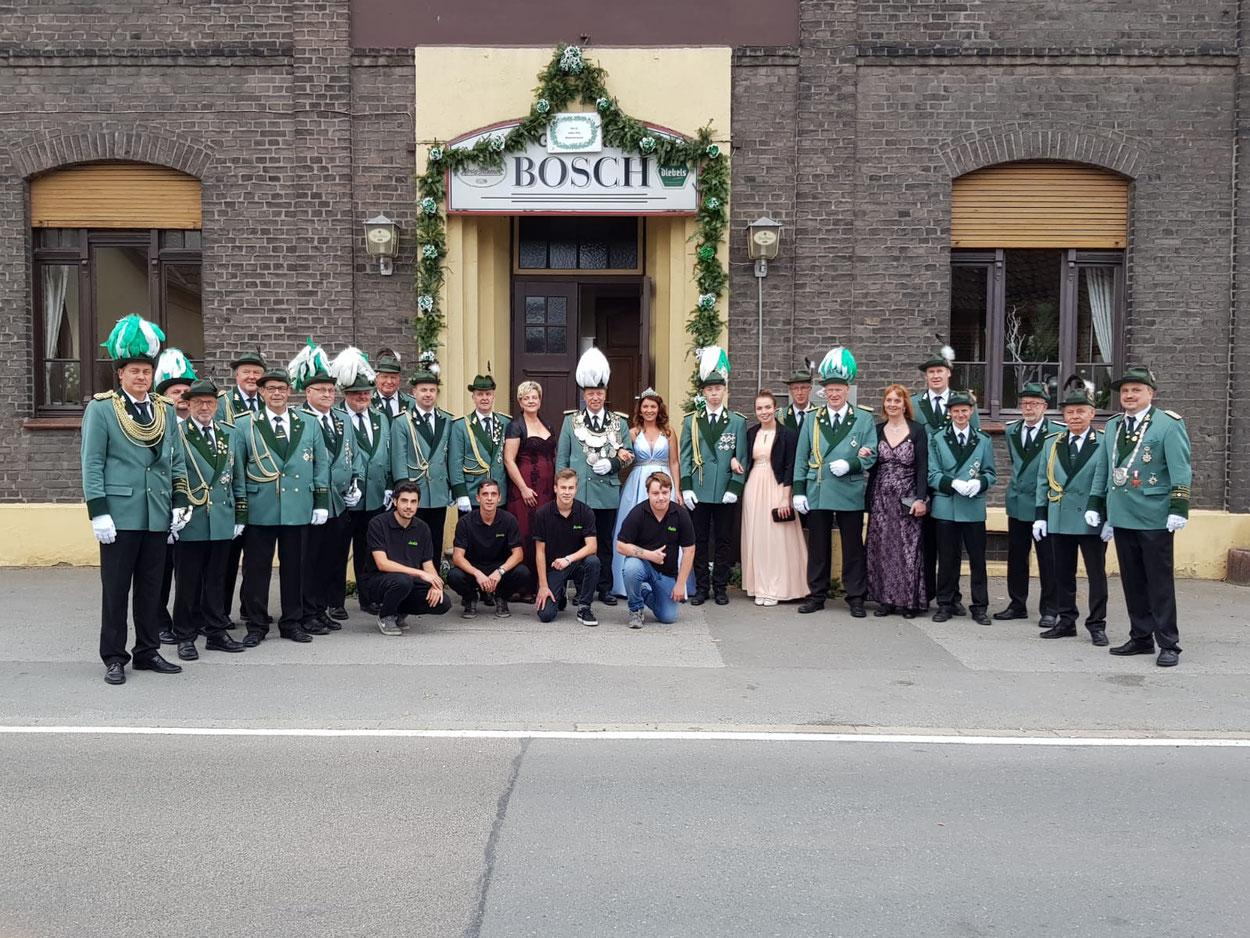 26.08.2018 Schützenfest Binsheim