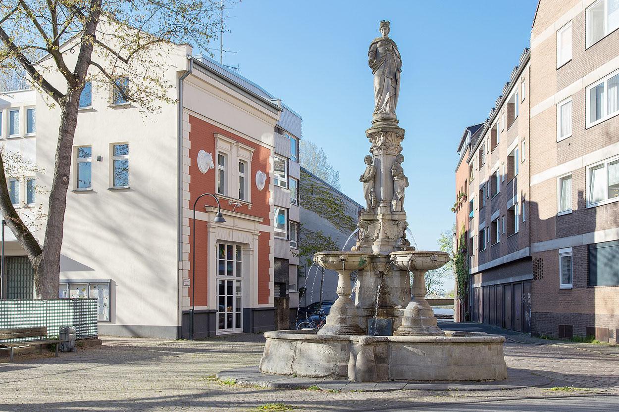 Mülheimia Brunnen. Foto: Thomas Sawer