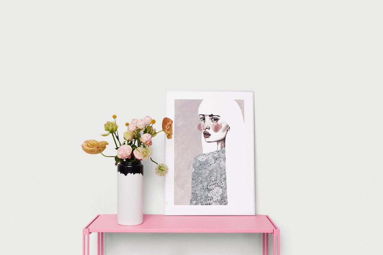 Poster als Geschenk im nordischen Design