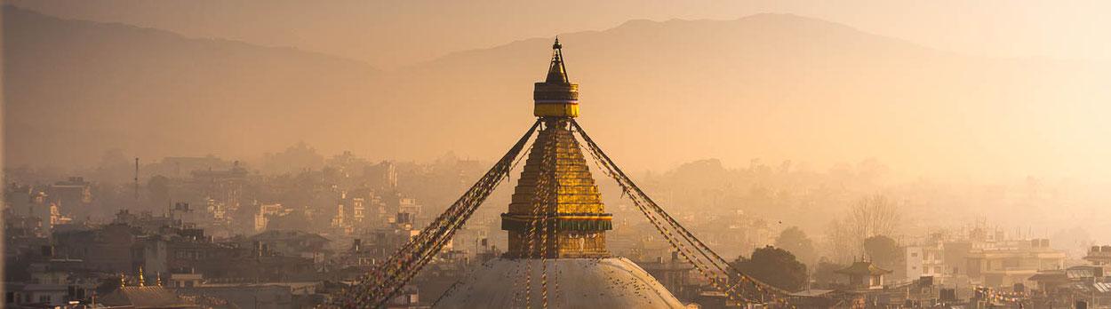 Kultur-Reise durch Nepal und Bhutan
