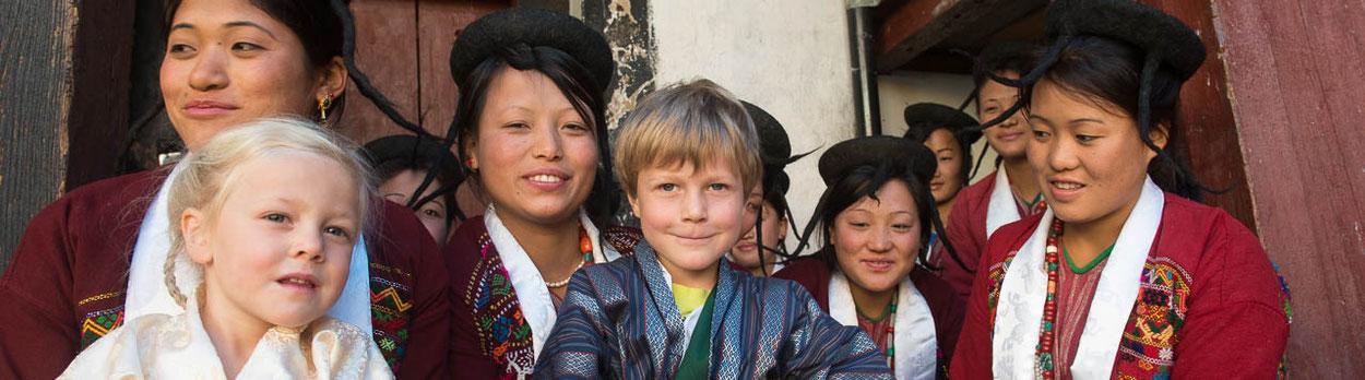 Bhutan, Reise, Ostbhutan, Klosterfest, Mongar, Trashigang, Merak Sakten