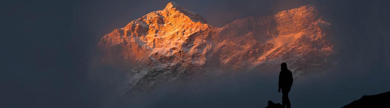 Anspruchsvolles Pionier-Trekking von Dolpo nach Mustang in Nepal