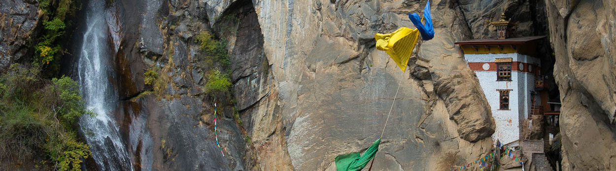 Trekking-Reisen in Bhutan individuell