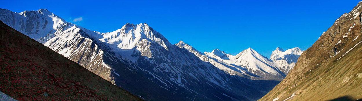 Trekking von Spiti nach Ladakh über den Parang La