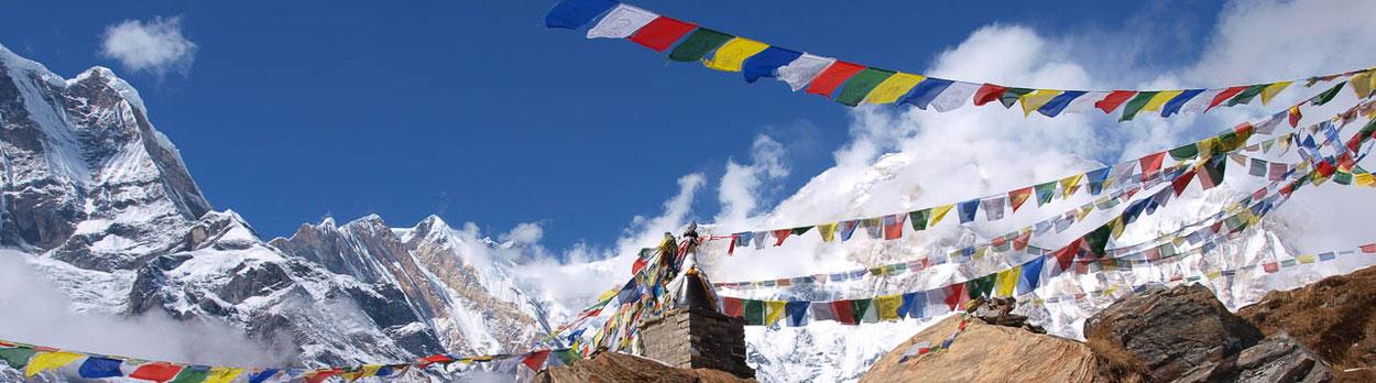 Trekking zu den Eisriesen Bhutans in Bhutan - nach Laya und weiter an den Fuss des Masang Gang