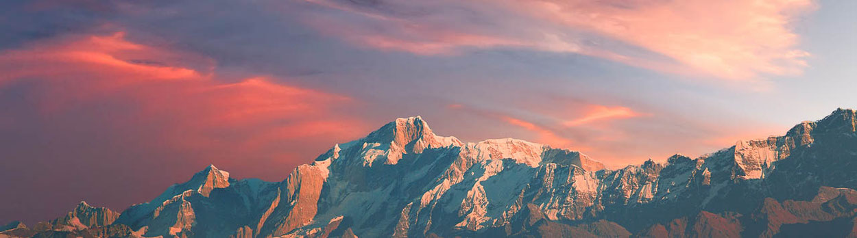 Nanda Devi - Trekking zum höchsten Berg von Indien