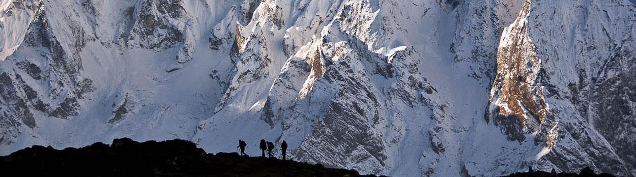 Trekking Amphu Lapcha und Mera Peak in der Region Mount Everest in Nepal