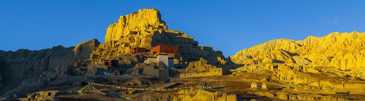 Reise in Tibet von Lhasa zum heiligen Kailash und weiter ins wenig bekannte Kashgar