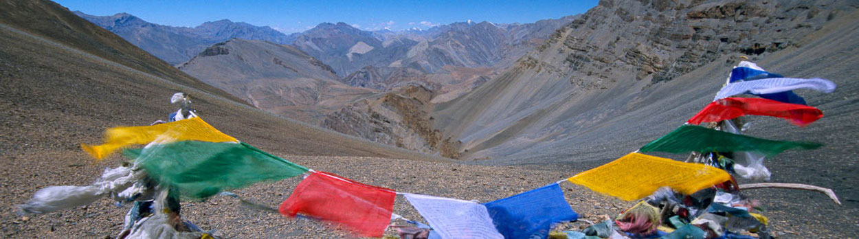 Trekking durch Zanskar - von Phuktal über den Morang La zu den Nomaden