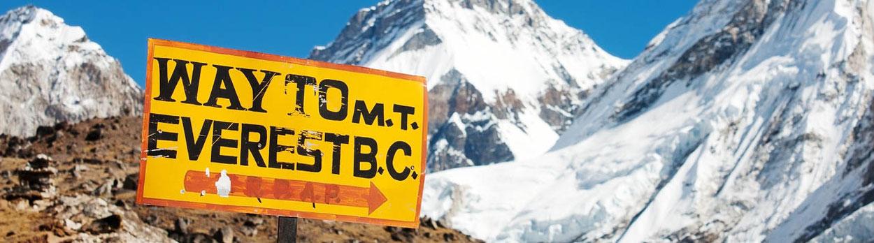 Nepal, Reise, Trekking, Everest Basecamp, Mount Everest