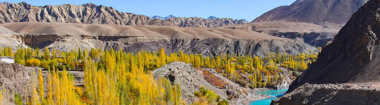 Trekking-Reise in Ladakh durchs Markha-Tal und in ehemals verborgene Hanle