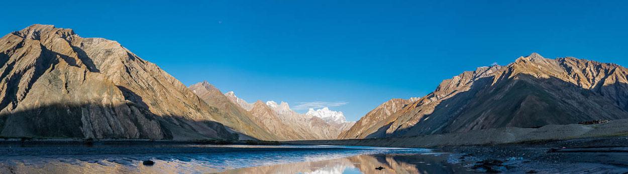 Great Himalaya Trail - Trekking Lange Traverse durch Ladakh (Ladakh - Zanskar - Tsomoriri - Spiti)