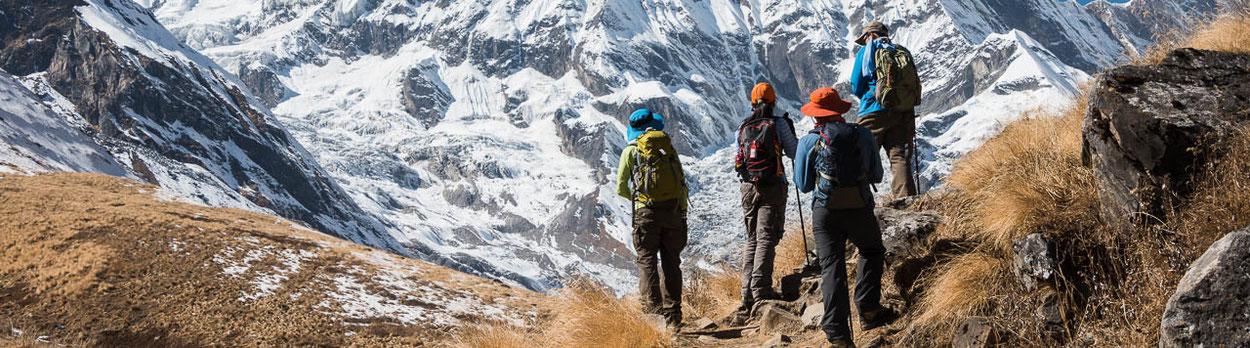 Trekking um die Annapurna in Nepal
