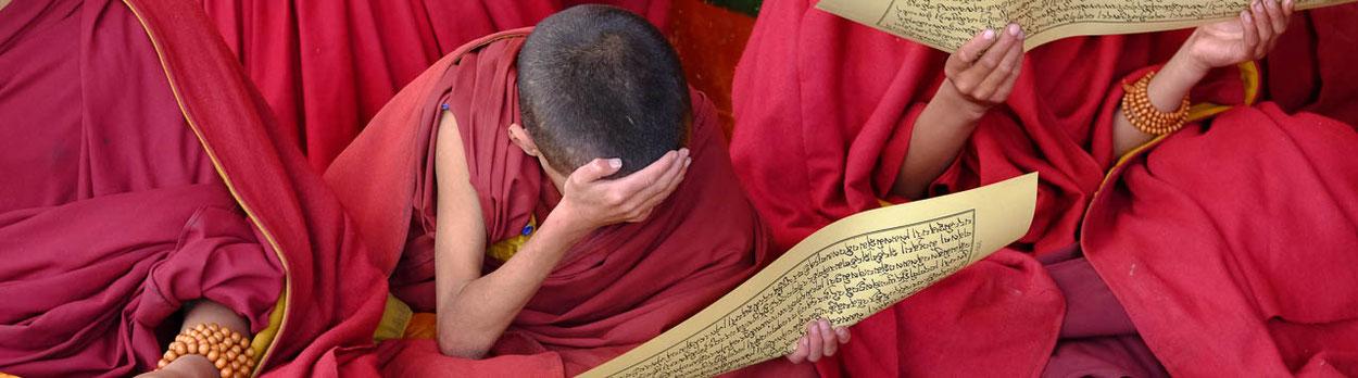 Visum India, Himalaya, Kloster in Amdo in Ost-Tibet