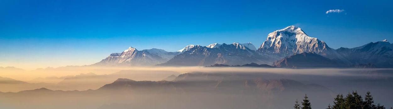 Trekking um den Dhaulagiri in Nepal