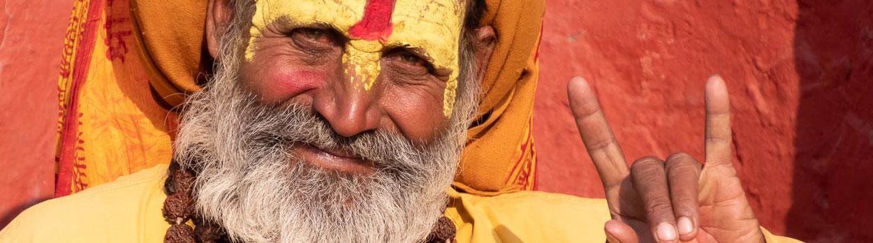 Nepal, Reise, Trekking, Kathmandu, Sadhu, Pashupatniath, Himalaya Tours