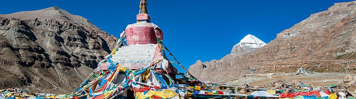 Trekkingreise in Tibet zum Everest und Kailash