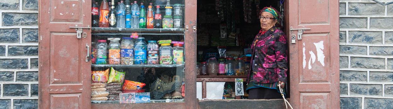 Online Shop von Himalaya Tours