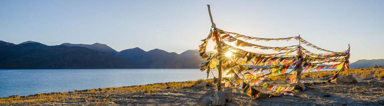 Reise durch Ladakh mit Besuch der Salzseen Tsomoriri und Pangong und Aufenthalt im bislang verbotenen Hanle