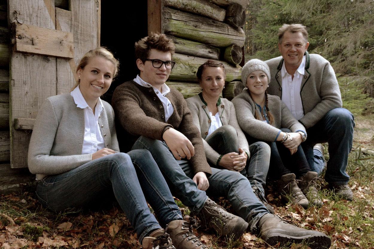 Urlaub buchen bei Familie Sehrwind in Oberstdorf, Ferienhaus oder Ferienwohnung